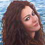 Commissioned oil painting 2/2