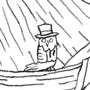 Owl's Gone Boating by artistofargoth