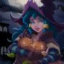 'Pumkin Witch Mother'