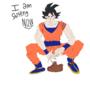 Goku by Shulp