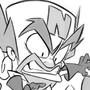 Crash N' A Bawks by mikemichaelmic