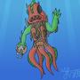 The sea monster of Oxion by nikolavakov03