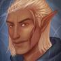 Zevran Portrait by Skimlet