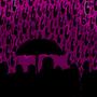 Inktober #6 Rainsicks by Cyberdevil