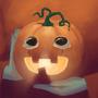 Pumpkin girl by MonotoneLP