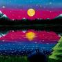 Summer's Final Moon
