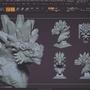 HardRock Dragon by cvillart