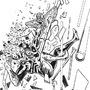 Spider-Venom by daftcrunk