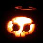 Dad 'n' Me pumpkin