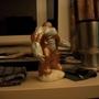 Bronze golem sculpt