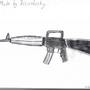 M16 by 7IsUnlucky