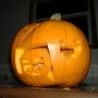 My pumpkin carving submition by sakon