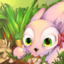 Cute Bunny by Oelbachtaucher