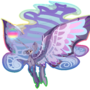 MLP - All Alicorn Fusion by GlitchyArtist