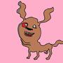 ms paint dog
