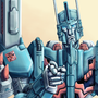 """CLEAN"" says Ultra Magnus by Concept-Hen"
