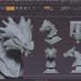 Crown Dragon by cvillart