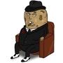Godfather Potato by carlitozg