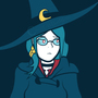 little witch academia Ursula