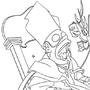 Simpson Borne by This-is-Eskimoe