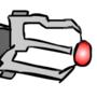 Laser gun animation by VictorMazza