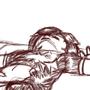 Sketch Scene by Roundstarp