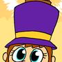 Yay, Hat Kid! by ercjaeb