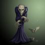 Fweddy the Vampire by LukeWarmCalder