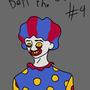 А Clown by nikolavakov03