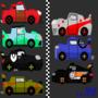 7-Car Showdown by DeluxGGEthan