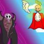Egg god vs reapra