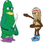 Pickle and Peanut Anime