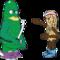 Pickle and Peanut Anime