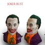Joker Sculpture/Bust