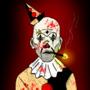 Bob the No Nonsense Clown by DrCasket