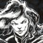 Shehulk as supergirl