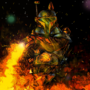 mw Mandalorian World Burner