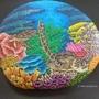 sea turtle by Mariaan