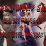 Black Friday Sales by StudioPirrate