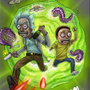 A Rick and Morty art by WillMayesArt
