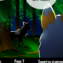 """Fallen World - Web Comic - Page 7 """"...and Full of Terrors"""" by EpicSaveRoom"""