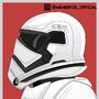 First Order Storm Trooper by Memerfox