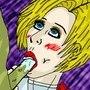Power girl Blow by Avaloniromman