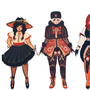 alcohol personified as magical girls