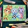 Animal Crossing Pocket Camp Fan art!