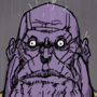 Melancholy Thanos