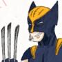 Wolverine Animation Loop