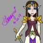 Zelda by Elanayru