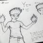 Yex (Original Character) by JeekyWeeb