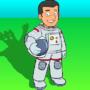 Space Shadow Guy by Wazk